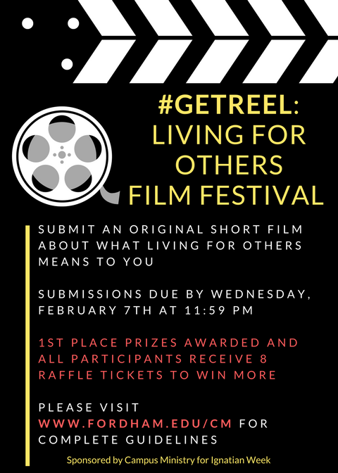 All Are Welcome To View The Films At Film Festival On Friday February 9th 830 Pm In Student Lounge Lincoln Center